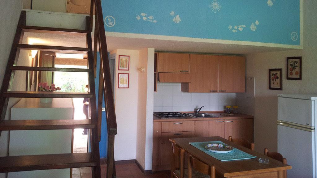 Residence San Teodoro 1 - Soggiorno appartamento monolocale